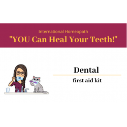 First Aid Dental Kit